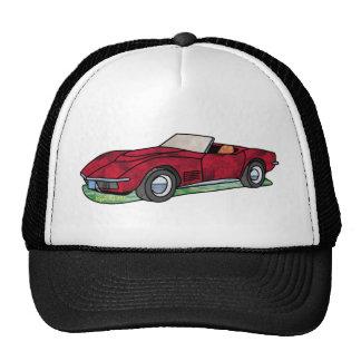 69 Corvette Sting Ray Roadster Trucker Hat