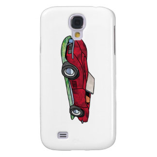 69 Corvette Sting Ray Roadster Samsung Galaxy S4 Cover