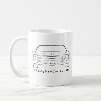 69 Fury Coffee Mug
