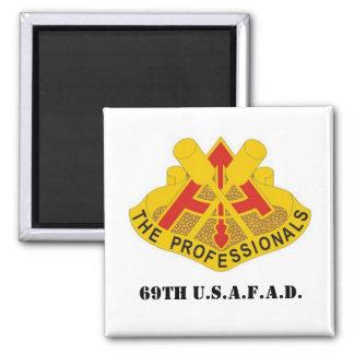 69.o U.S.A.F.A.D. Imán Cuadrado