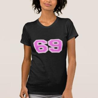 69 petite pink shirts