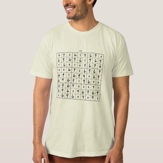 69 Sudoku T-Shirt