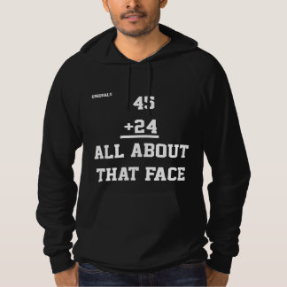69EQUALS All About That Face Hoodie