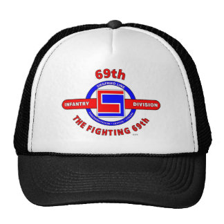 69TH INFANTRY DIVISION THE FIGHTING 69TH HAT
