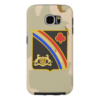 "69th Infantry Regiment  ""Desert Camo"" Samsung Galaxy S6 Cases"