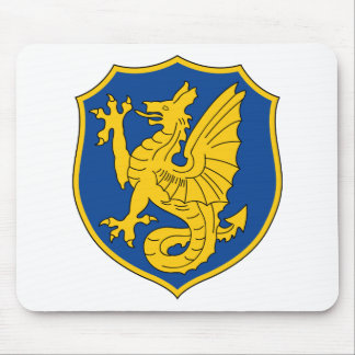 69th Infantry Regiment (Obsolete) Mouse Pad
