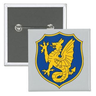 69th Infantry Regiment (Obsolete) Pinback Button