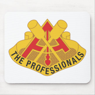 69th USAFAD The Professionals Insignia Mouse Pad