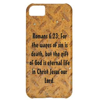 6 23 de los romanos Caso aherrumbrado del iPhone