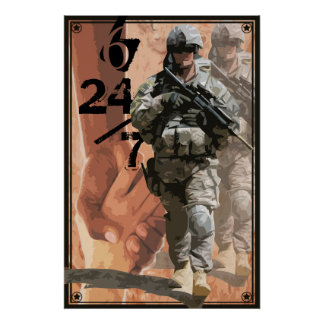 6 24/7 POSTER