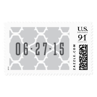6-27-15 wedding date postage stamps