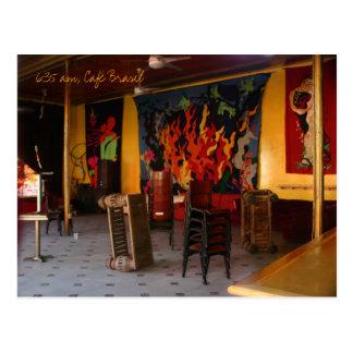 6 35am Café Brasil New Orleans Post Cards