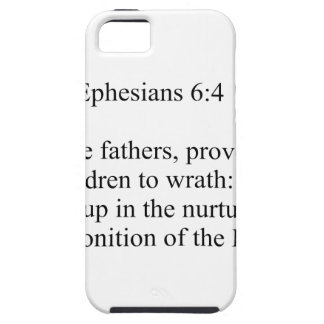 6:4 de Ephesians Funda Para iPhone SE/5/5s