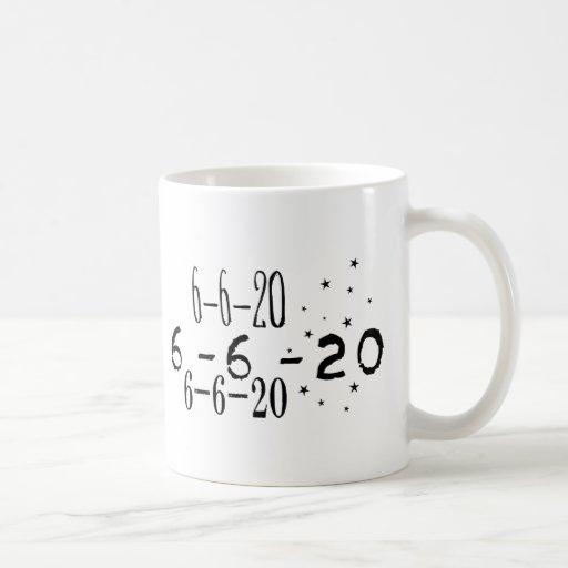 6-6-20 CLASSIC WHITE COFFEE MUG