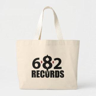 6.8.2 Records International Jumbo Tote Bag