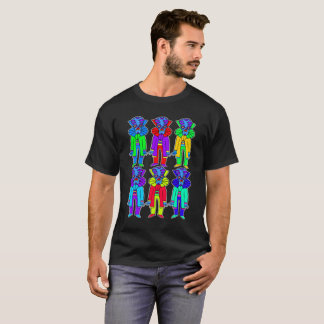 6 Alien Vampires T-Shirt