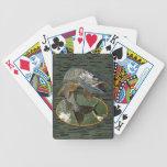 6 almizclados baraja cartas de poker