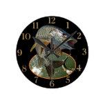 6 almizclados reloj