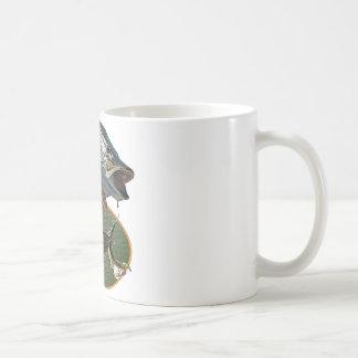 6 almizclados taza