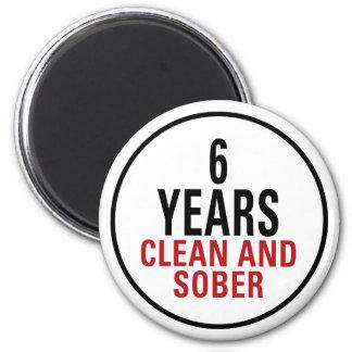 6 años limpian y calman imanes
