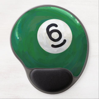 6 Ball Gel Mouse Pads
