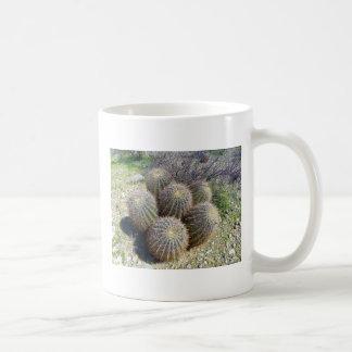 6 Barrel Cactus Mugs