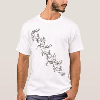 6 BIRDS, 1 LOGO T-Shirt