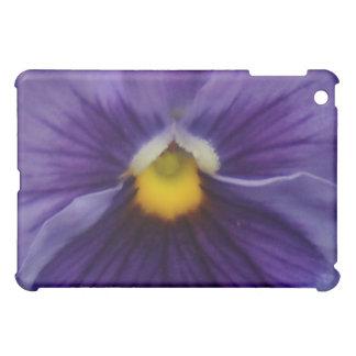 6 Bluest Blue Pansy iPad Mini Cases