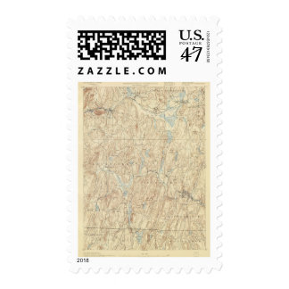 6 Brookfield sheet Postage
