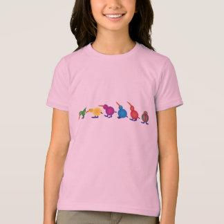 6 Busy Kiwis T-Shirt