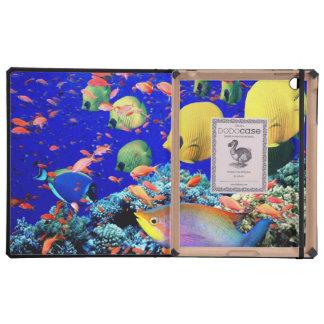 6 casos en folio subacuáticos del iPad