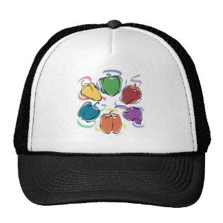 6 Chilis Trucker Hat