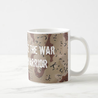 6_color_desert_camo, You Can't Take The War out... Coffee Mug