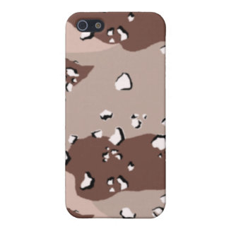 6-Color Desert iPhone 4 Case