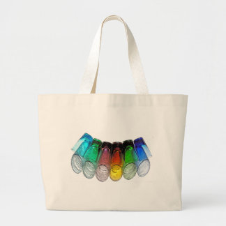 6 Coloured Cocktail Shot Glasses -Style 15 Bag