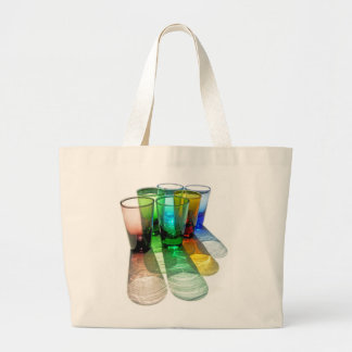 6 Coloured Cocktail Shot Glasses -Style 18 Bags