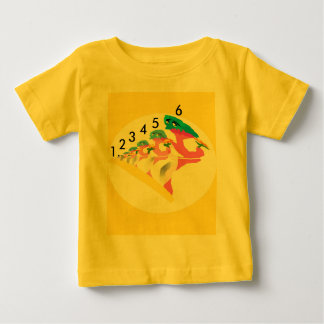 6 dancing flowers T-Shirt