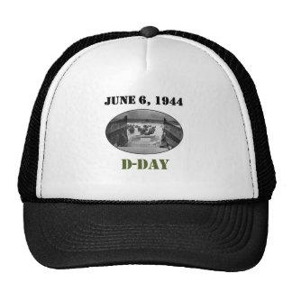 6 de junio de 1944: Día D Gorros