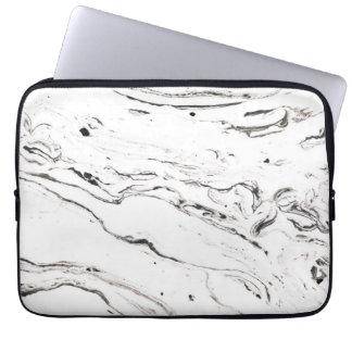 6 feet under marble Laptop sleeves 13inch