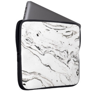 6 feet under marble Laptop sleeves 15inch
