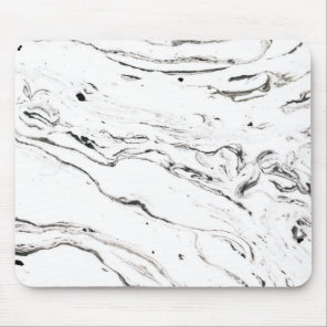 6 feet under marble mousepad