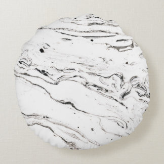 6 feet under marble rounded pillow