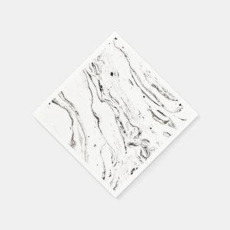 6 feet under marble standard paper napkin