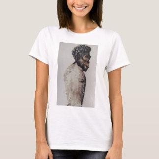 6 ft tall satyr RS oil p.jpg T-Shirt