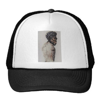 6 ft tall satyr RS oil p.jpg Trucker Hat