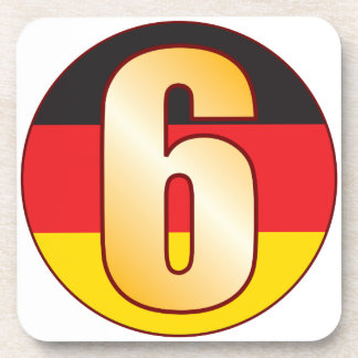6 GERMANY Gold Coaster