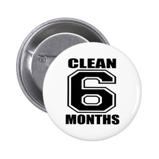 6 meses limpian negro pin