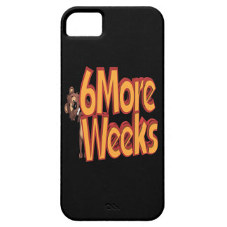 6 More Weeks iPhone SE/5/5s Case