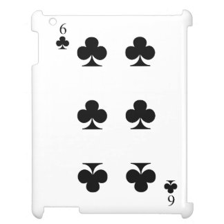 6 of Clubs Cover For The iPad 2 3 4