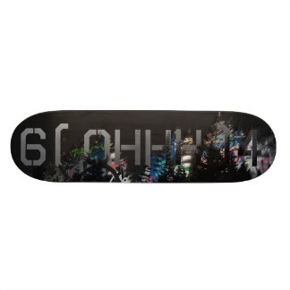 6[OHHH]4 Urban Forest Skateboard